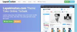 Read more about the article Cara Mudah Buat Toko Online Dengan Theme Lapak Instan
