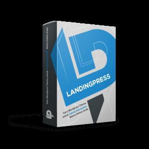 LandingPress V3Wordpress Theme