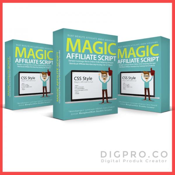 Magic Affiliate Script