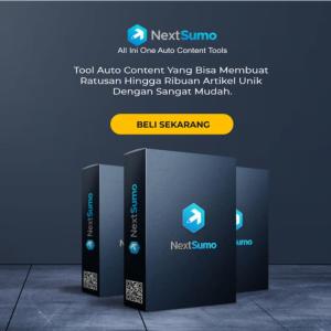 NextSumo Auto Content Software Pembuat Artikel Otomatis